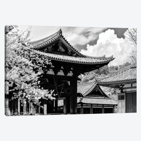 Nara Temple Canvas Print #PHD1293} by Philippe Hugonnard Canvas Art