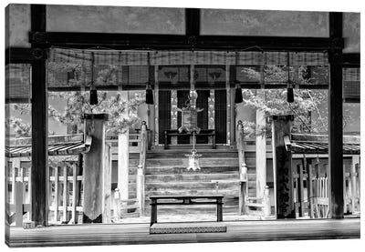 Buddhist Temple Canvas Art Print