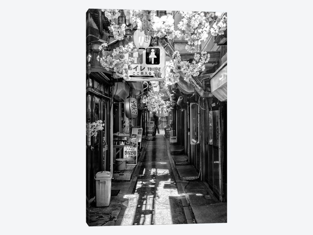 Tokyo Omoide Yokoch by Philippe Hugonnard 1-piece Canvas Art Print