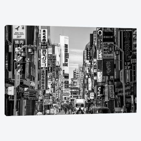 Shinjuku Canvas Print #PHD1303} by Philippe Hugonnard Canvas Artwork