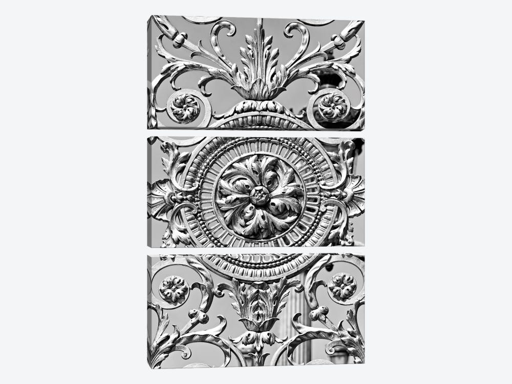Royal French Sculpture I by Philippe Hugonnard 3-piece Canvas Artwork