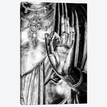Golden Buddha Hand Canvas Print #PHD1310} by Philippe Hugonnard Canvas Print