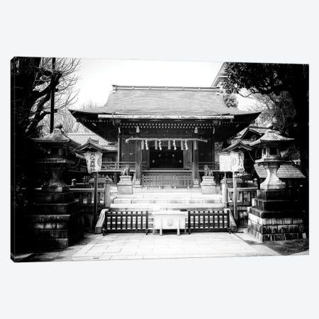 Tokyo Temple Canvas Print #PHD1315} by Philippe Hugonnard Canvas Art