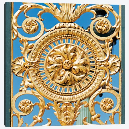 Royal French Sculpture II Canvas Print #PHD131} by Philippe Hugonnard Canvas Art