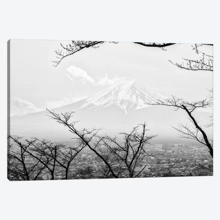 Mt. Fuji Canvas Print #PHD1328} by Philippe Hugonnard Canvas Artwork