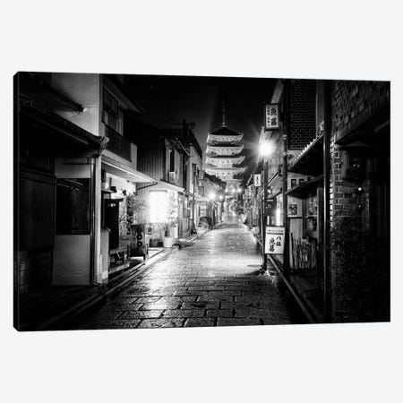 Sannen Zaka Street Kyoto Canvas Print #PHD1344} by Philippe Hugonnard Canvas Print