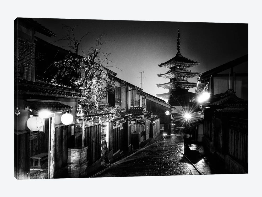 Yasaka Pagoda Kyoto by Philippe Hugonnard 1-piece Canvas Print