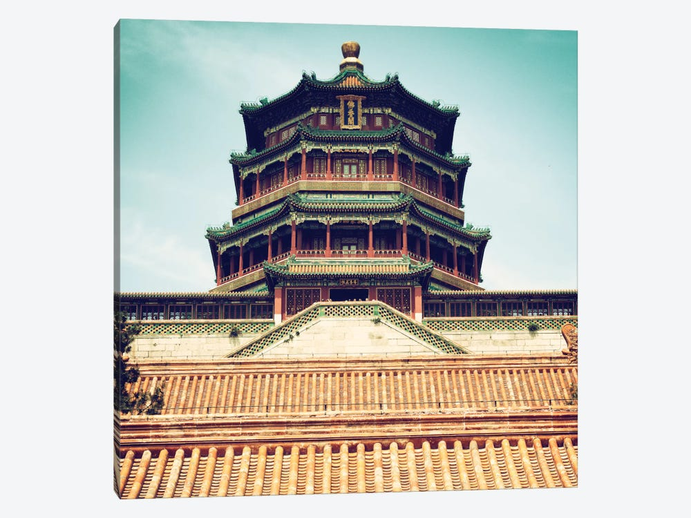 Summer Palace II by Philippe Hugonnard 1-piece Canvas Wall Art