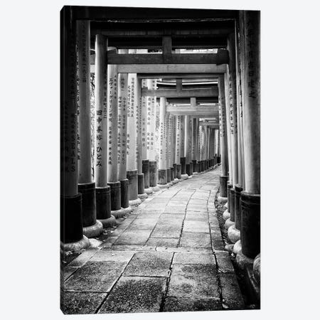Between Torii Canvas Print #PHD1351} by Philippe Hugonnard Canvas Print