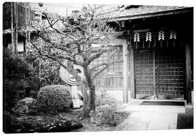 Japanese Architecture Canvas Art Print