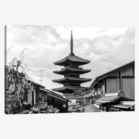 Yasaka Pagoda Canvas Print #PHD1357} by Philippe Hugonnard Canvas Art