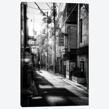 Kyoto Street Scene I Canvas Print #PHD1361} by Philippe Hugonnard Canvas Wall Art