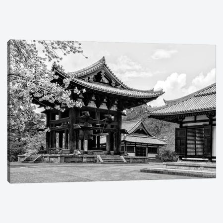 Temple Nara 3-Piece Canvas #PHD1370} by Philippe Hugonnard Canvas Art Print