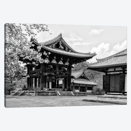 Temple Nara Canvas Print #PHD1370} by Philippe Hugonnard Canvas Art Print