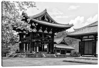 Temple Nara Canvas Art Print