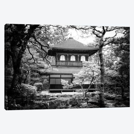 Ginkakuji Temple Kyoto Canvas Print #PHD1393} by Philippe Hugonnard Canvas Art Print