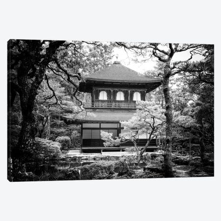 Ginkakuji Temple Kyoto Canvas Print #PHD1393} by Philippe Hugonnard Canvas Art Print