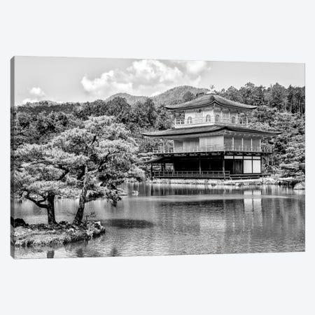 Kinkaku-Ji Temple Kyoto Canvas Print #PHD1395} by Philippe Hugonnard Canvas Art