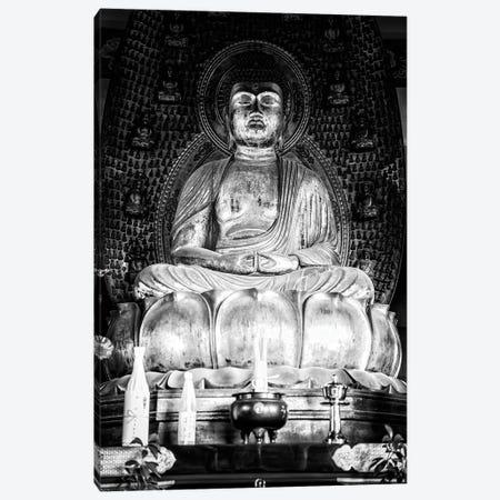 The Golden Buddha Canvas Print #PHD1399} by Philippe Hugonnard Canvas Print