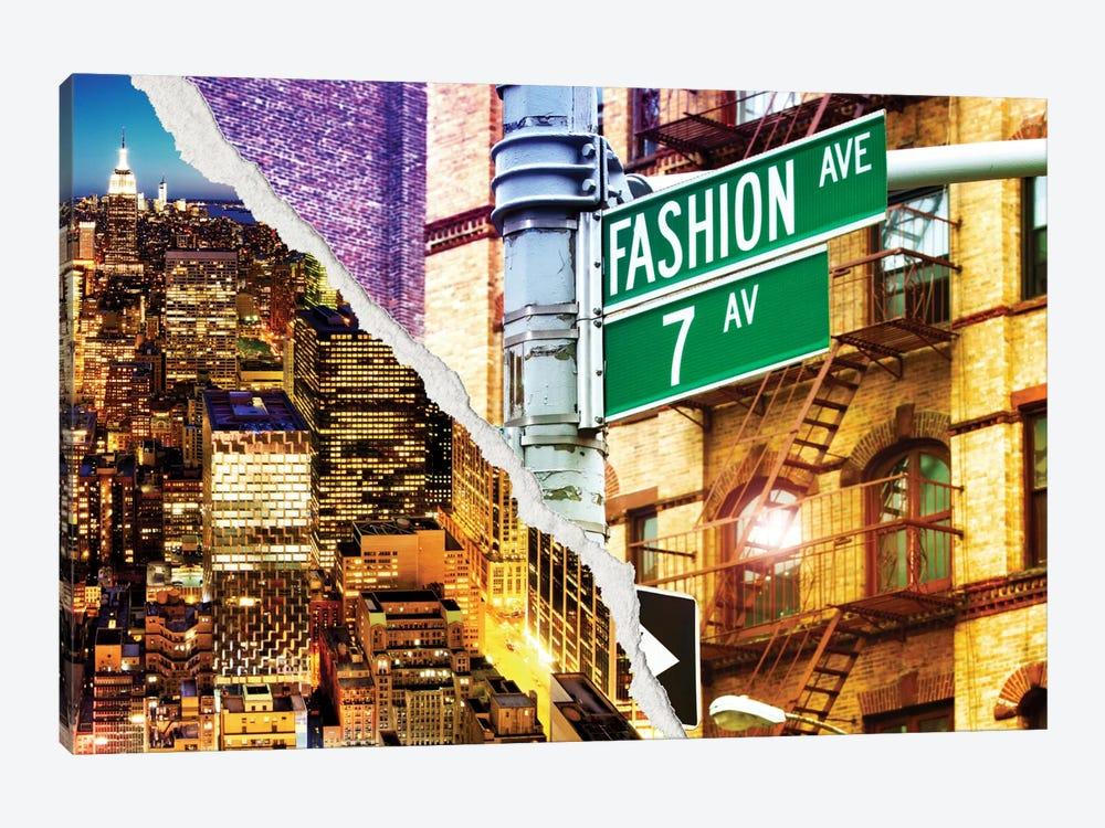 Fashion Avenue by Philippe Hugonnard 1-piece Canvas Art