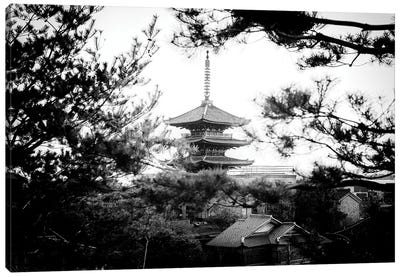 Yasaka Pagoda I Canvas Art Print