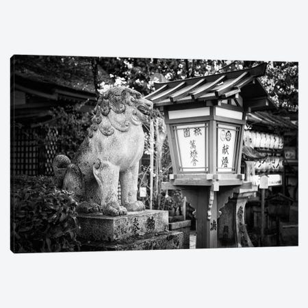 Guardian Of The Temple Canvas Print #PHD1405} by Philippe Hugonnard Canvas Art