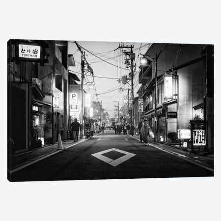 Street Scene III Canvas Print #PHD1412} by Philippe Hugonnard Canvas Wall Art