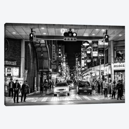 Street Scene Hiroshima Canvas Print #PHD1417} by Philippe Hugonnard Canvas Art Print