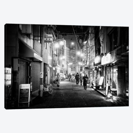 Night Street Scene I Canvas Print #PHD1421} by Philippe Hugonnard Canvas Art Print