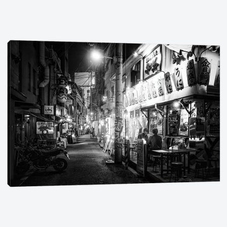 Night Street Scene III Canvas Print #PHD1423} by Philippe Hugonnard Canvas Print