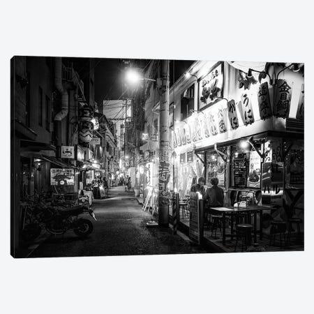 Night Street Scene III Canvas Print #PHD1423} by Philippe Hugonnard Canvas Print