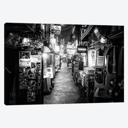 Shinjuku Golden Gai III Canvas Print #PHD1428} by Philippe Hugonnard Art Print