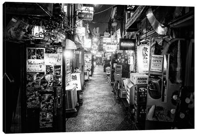 Shinjuku Golden Gai III Canvas Art Print