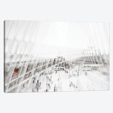 Urban Abstraction - Oculus Canvas Print #PHD1431} by Philippe Hugonnard Canvas Wall Art
