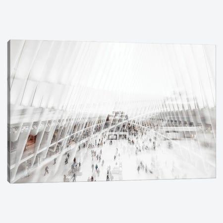 Urban Abstraction - Oculus Canvas Print #PHD1431} by Philippe Hugonnard Canvas Wall Art