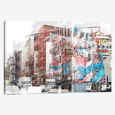 Urban Abstraction - Dreams Canvas Print #PHD1434} by Philippe Hugonnard Canvas Art Print
