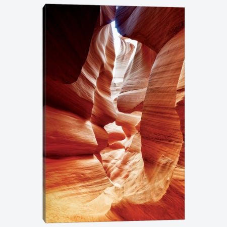 Antelope Canyon II Canvas Print #PHD143} by Philippe Hugonnard Art Print