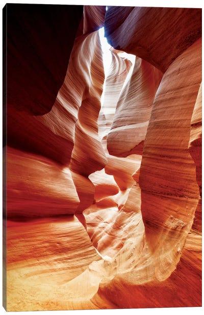 Antelope Canyon II Canvas Print #PHD143