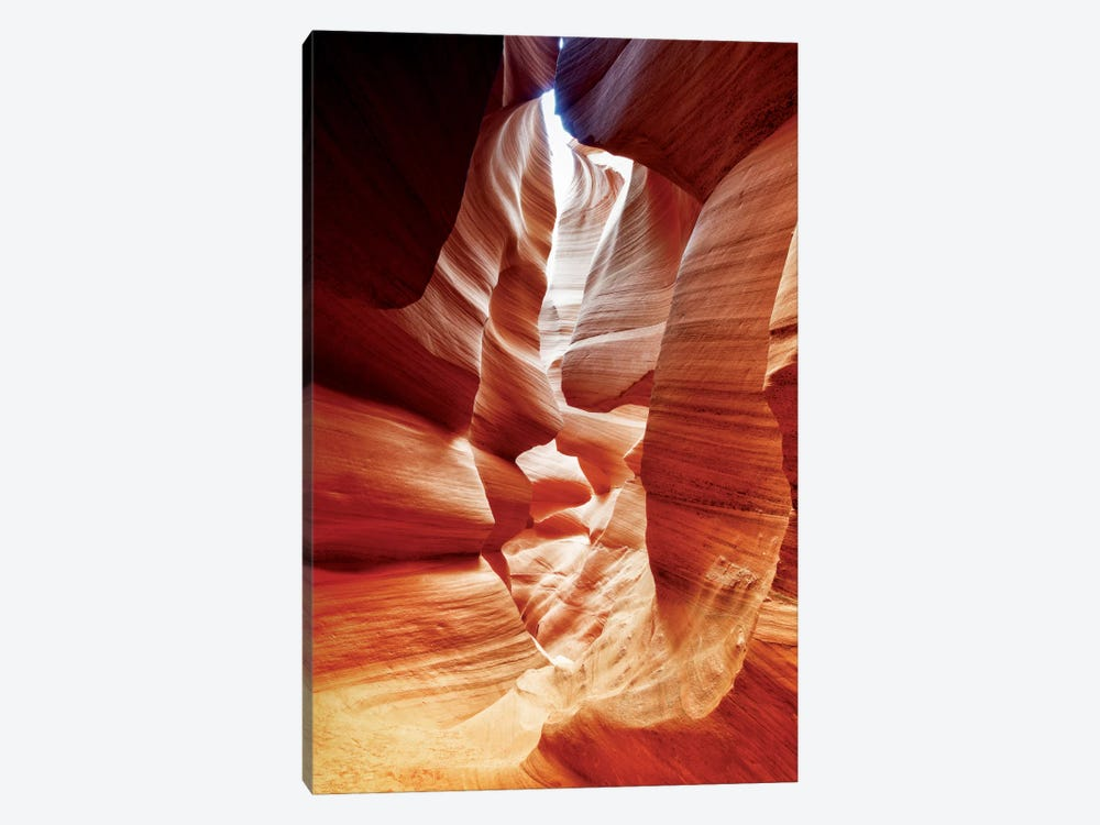 Antelope Canyon II 1-piece Canvas Wall Art
