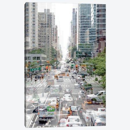 Urban Abstraction - Road Traffic Canvas Print #PHD1446} by Philippe Hugonnard Canvas Artwork