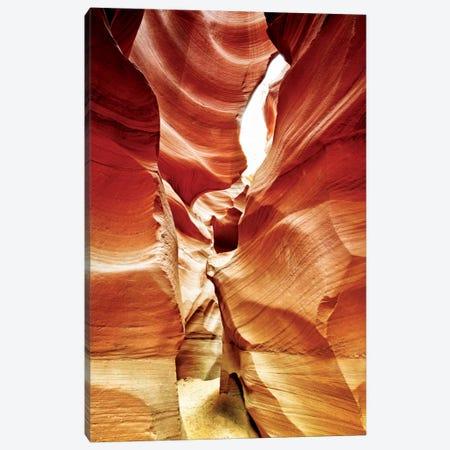 Antelope Canyon III Canvas Print #PHD144} by Philippe Hugonnard Canvas Artwork