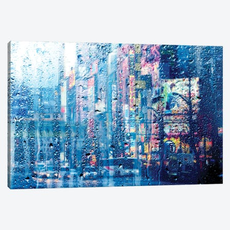 Behind The Window - Akihabara Canvas Print #PHD1454} by Philippe Hugonnard Canvas Print