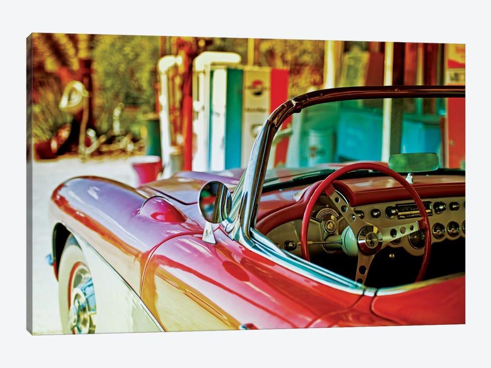 Classic Chevrolet Corvette by Philippe Hugonnard 1-piece Canvas Artwork