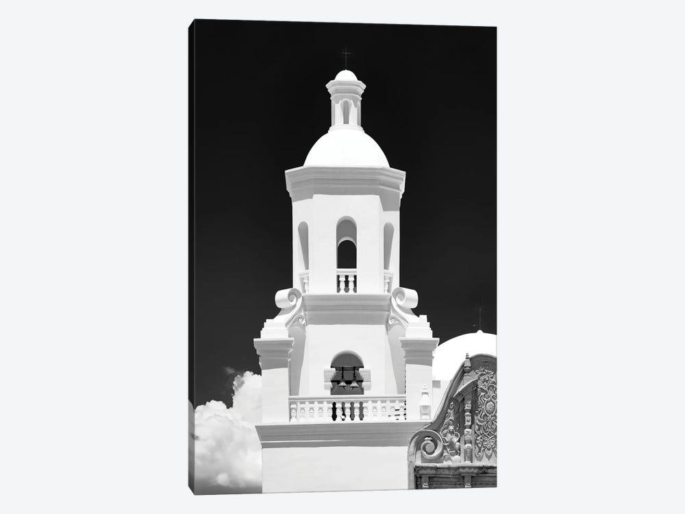 Black Arizona Series - White Dove In Desert by Philippe Hugonnard 1-piece Canvas Artwork