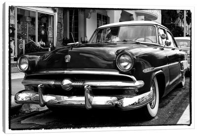 Classic Ford Canvas Art Print