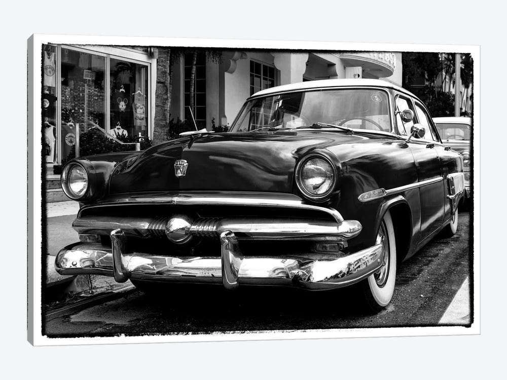 Classic Ford 1-piece Canvas Art