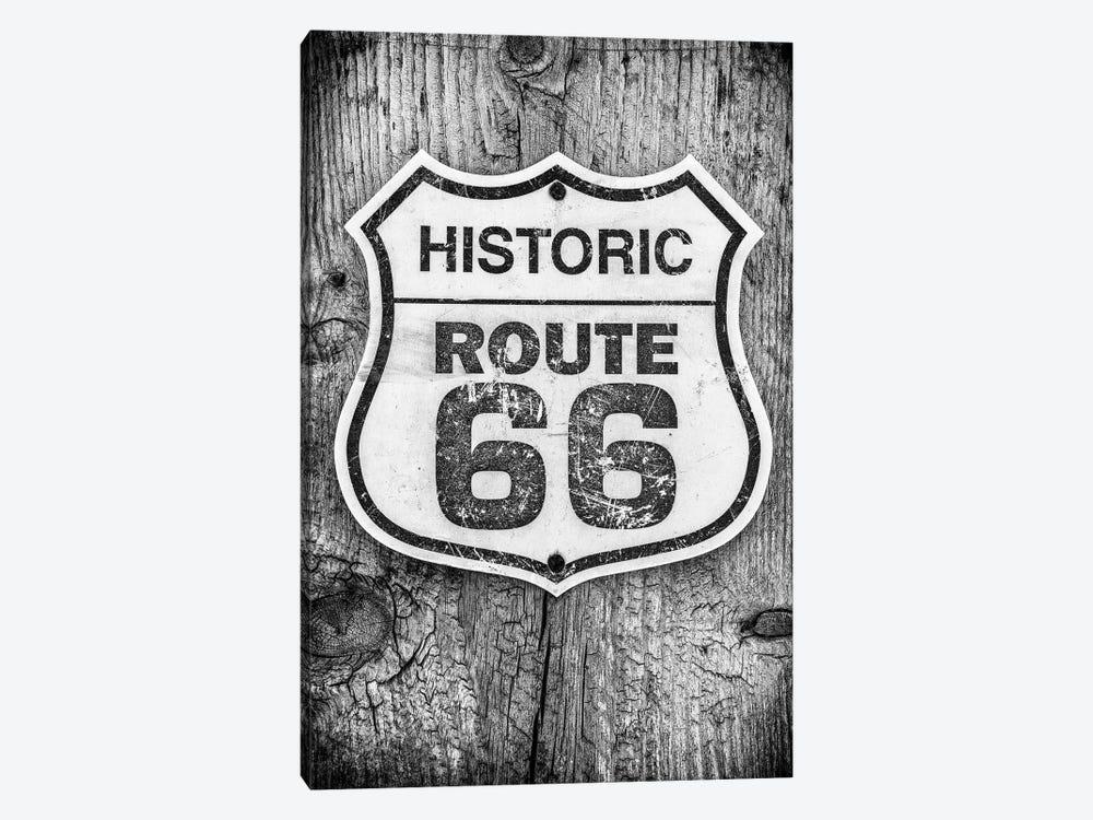 Black Arizona Series - Historic Route 66 by Philippe Hugonnard 1-piece Art Print