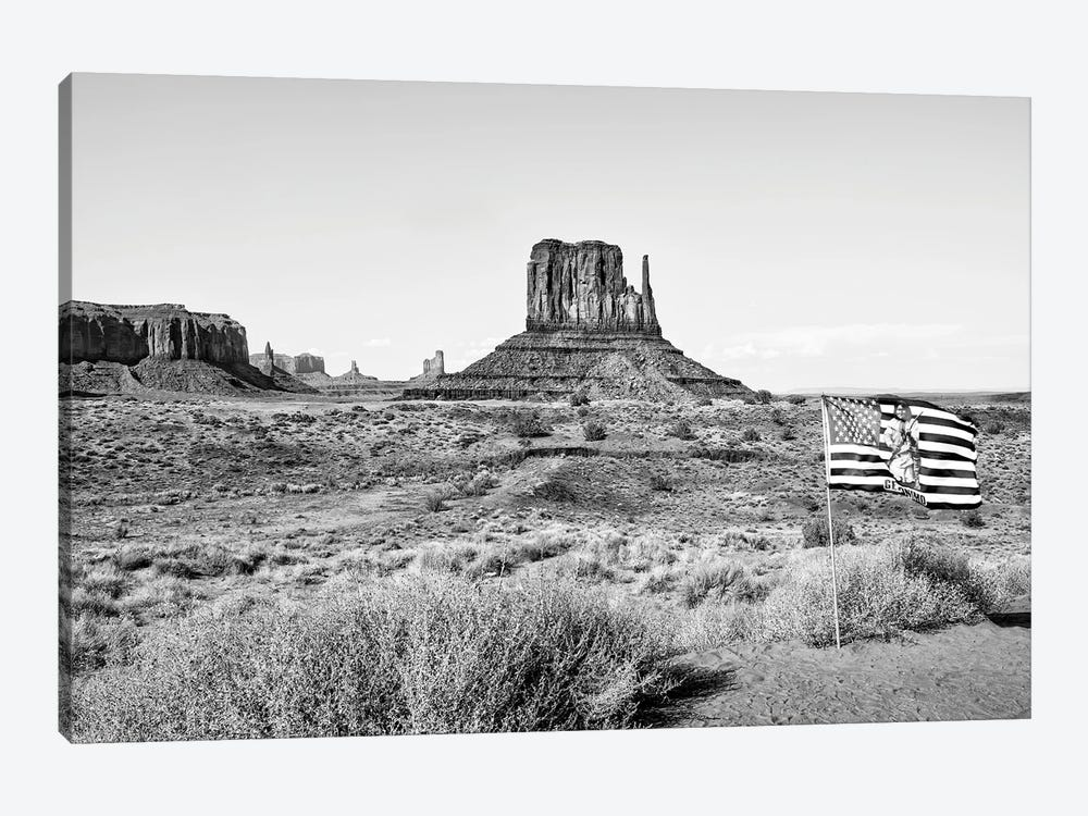 Black Arizona Series - Geronimo Monument Valley by Philippe Hugonnard 1-piece Canvas Print