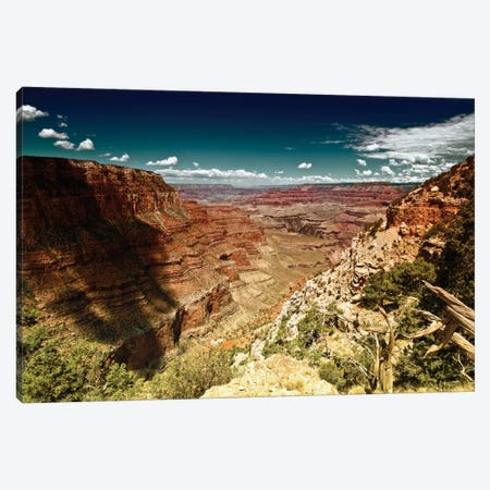 Grand Canyon Canvas Print #PHD158} by Philippe Hugonnard Canvas Wall Art