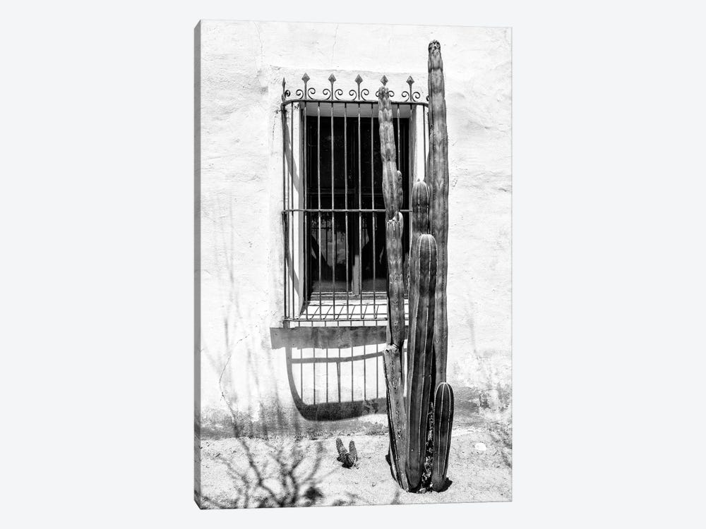Black Arizona Series - Front Of The Window by Philippe Hugonnard 1-piece Canvas Wall Art